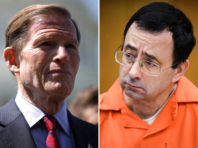 Senator calls for another hearing into FBI's handling of Larry Nassar probe