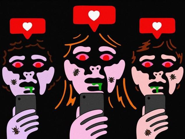 Social Media's Plantation Of The Mind