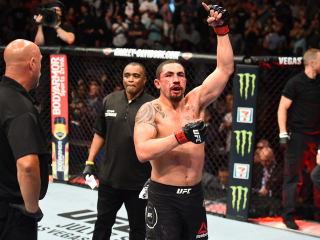 Why Was Robert Whittaker Pulled Out of the first fight against Kelvin Gastelum?
