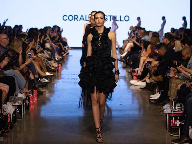 LAFW SS20: Coral Castillo