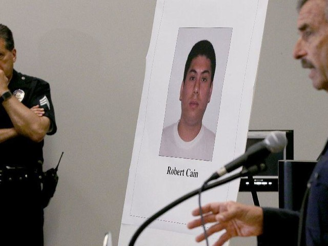 Former LAPD officer at center of cadet scandal sentenced to two years for weapons charges