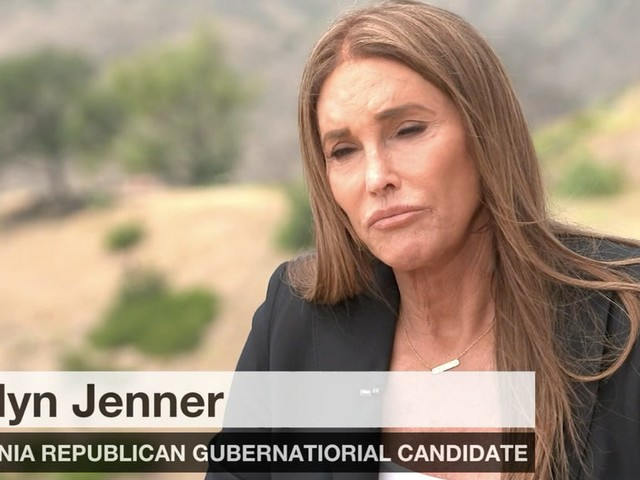 Caitlyn Jenner told CNN her 'entrepreneur' past qualifies her to be governor of California