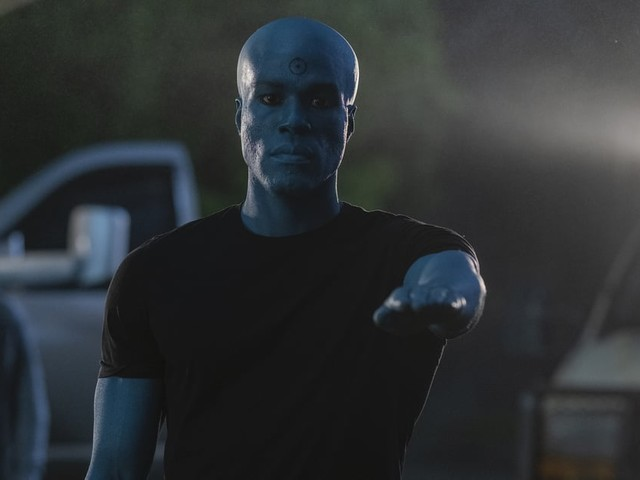 Watchmen: Let's Talk About That Doctor Manhattan Scene
