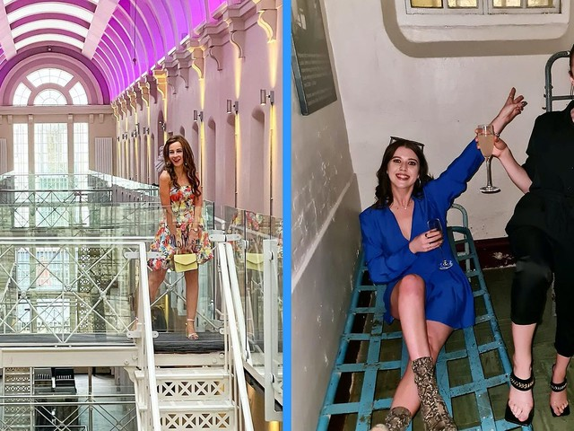 'This is extremely gross': Instagrammers staying at former prison converted into luxury hotel get put on blast