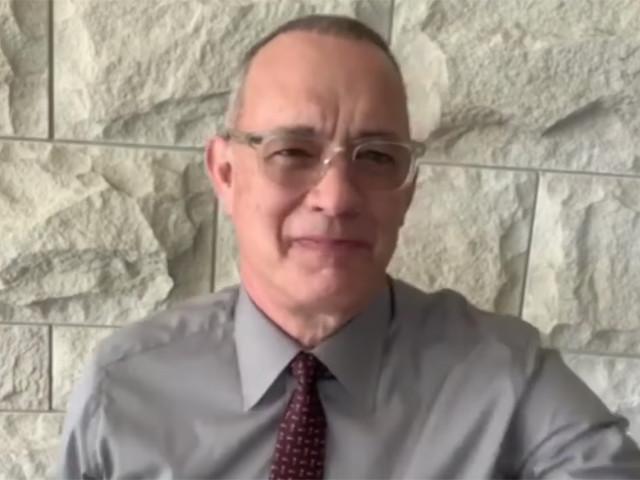 Tom Hanks Talks U.S. Response To COVID-19, 'Greyhound' Release On Apple TV+