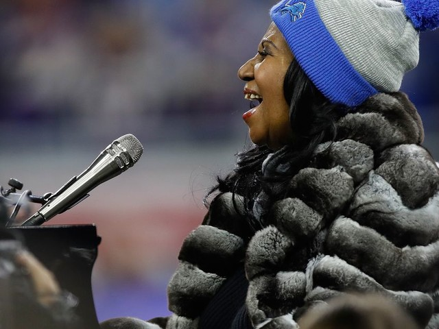 Remembering the day Aretha Franklin commanded America's song