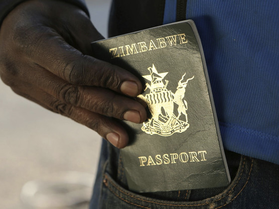 Zimbabwe Stops Issuing Passports As Cash Shortage Hits Crisis Levels