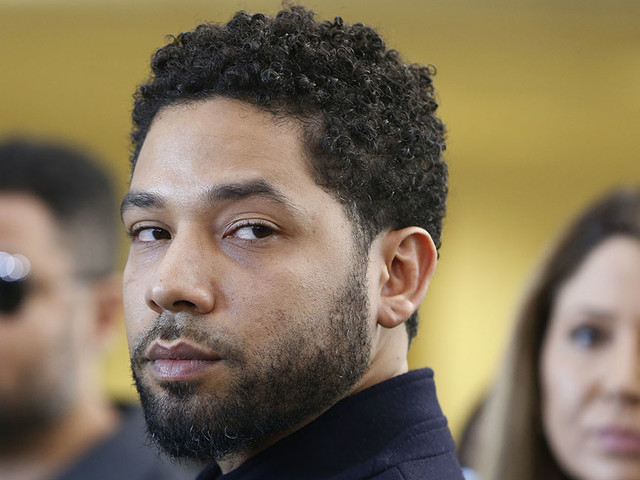 Jussie Smollett Remains Determined to Play the Victim