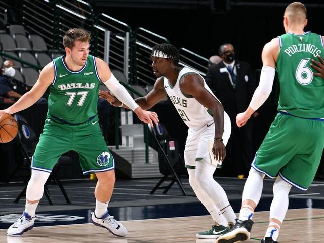 Jrue Holiday Is the Bucks' Defensive Key, the Celtics Are Back on Form, and LaMarcus Aldridge Retires