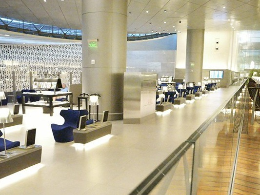 Review: Qatar Airways Al Mourjan Business Lounge (Al Hamad International Airport, Doha)