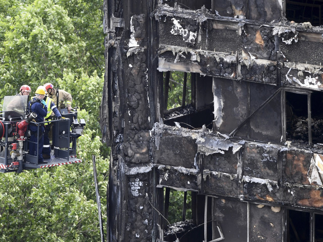 Grenfell Tower Death Toll Rises, Queen Visits West London Site