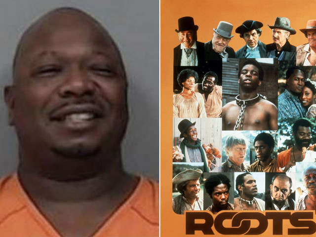 Man charged with kidnapping woman, forcing her to watch 'Roots' to 'understand her racism'
