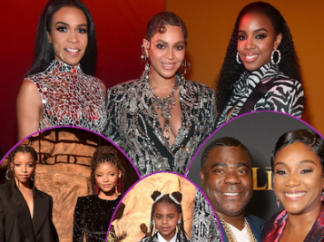 RAWR! Celebs Serve Up Massive Drip At The Lion King's World Premiere! + Catch The Feel Good Vibes To Beyoncé's 'Spirit' Song From Soundtrack