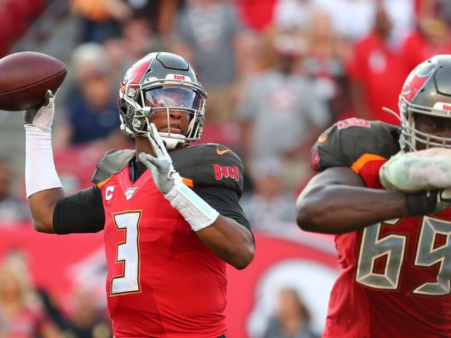 Jameis Winston Writes a Storybook Ending in His Quest to Join the 30-TD, 30-INT Club