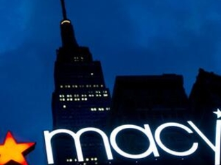 Macy's cuts outlook for the year with holidays around corner