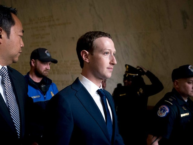 Mark Zuckerberg responds to report he's been hosting private dinners with prominent conservatives like Tucker Carlson and Lindsey Graham by telling people they should try listening to 'a wide range of viewpoints' (FB)