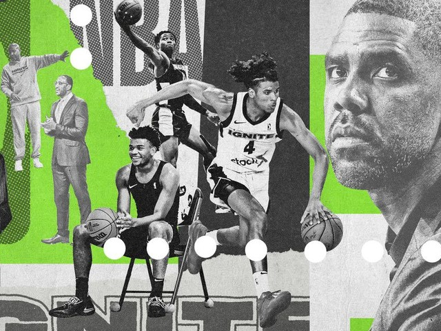 The State of the G League Ignite, One Year In