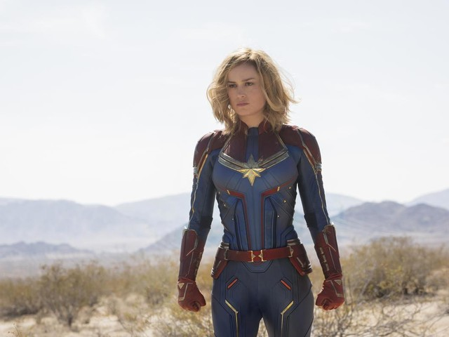 'Captain Marvel' is the seventh Marvel film to hit $1 billion at the box office
