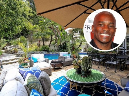 Eric Dean Seaton Lists Hollywood Hills Home