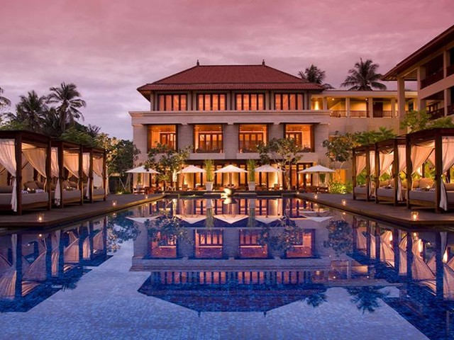 Book by May 31: Conrad Bali $89/night including taxes and fees through 2021