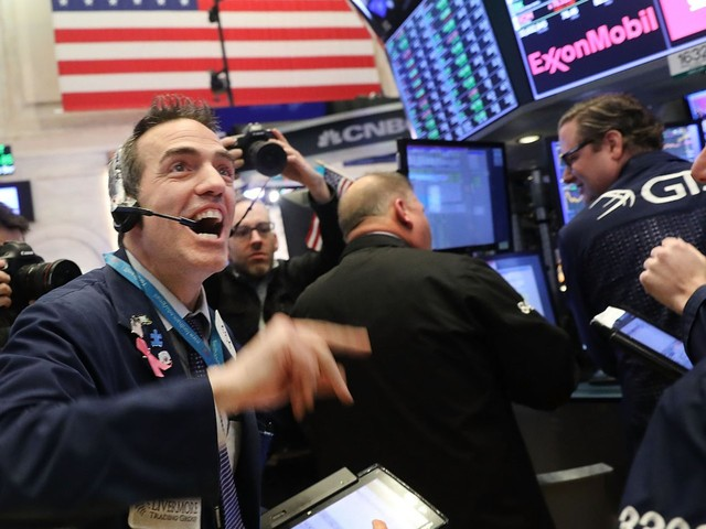 The stars are aligning for more explosive stock gains — and one expert has identified the perfect trade to take advantage