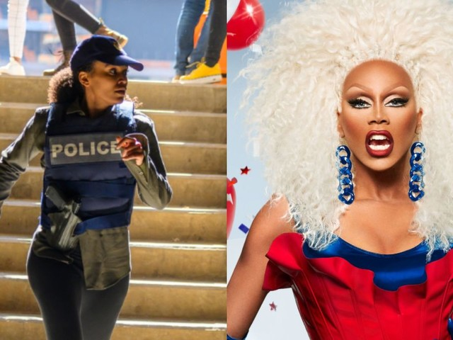 Between RuPaul's Drag Race and Queen Sono, it's a great day to be a queen on television