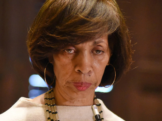 Maryland's GOP governor is calling on Baltimore's mayor to resign as federal agents raid her homes and offices