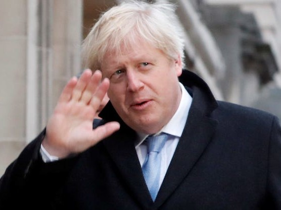 Shock exit poll shows Boris Johnson's Conservative Party is heading for a huge majority in the UK general election