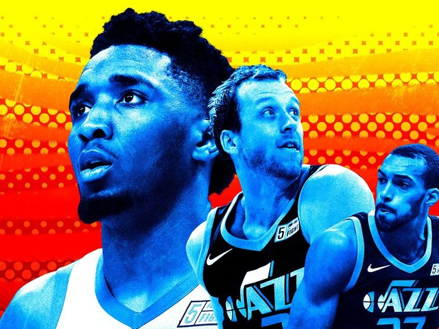 Are the Jazz the NBA's Sleeping Giant?