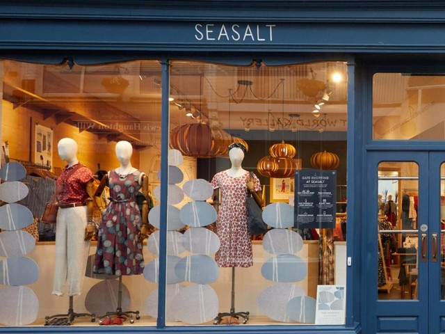 Seasalt reportedly exploring sale following strong summer trading
