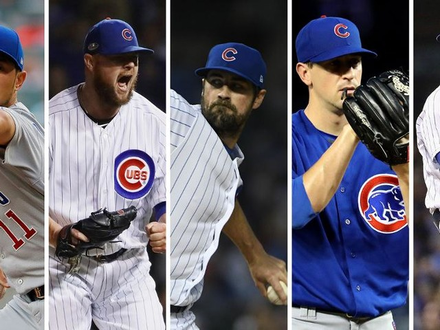 Inbox: Do Cubs boast best starting 5 in game?