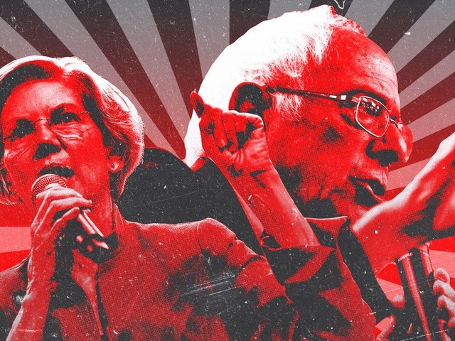The Bernie Sanders–Elizabeth Warren Divide