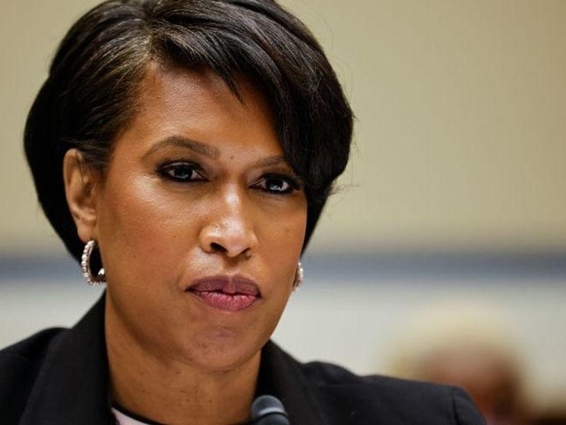 DC mayor confronted after caught breaking her own face mask mandate on same day it took effect
