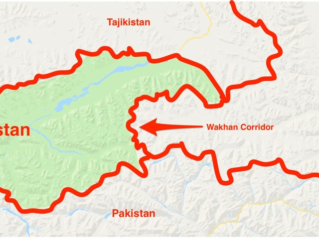 Afghanistan shares a tiny 46-mile border with China — here's the intriguing story of how the 2 countries became neighbors