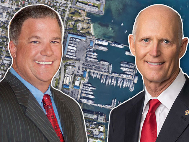 Huizenga lobbied Rick Scott to secure Opportunity Zone designation for West Palm site