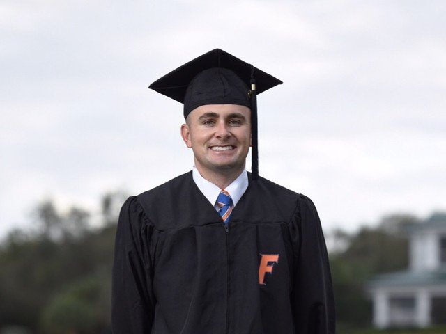 Out-of-state student achieves lifelong dream of becoming a Florida Gator
