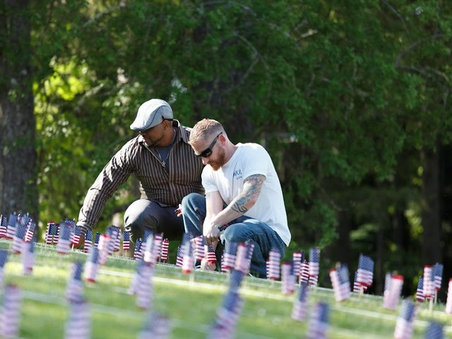 Celebrating one college's success in enrolling and graduating veterans (essay)