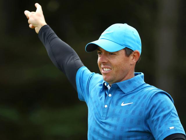 Rory McIlroy breaks fan's phone in horrid British Open start