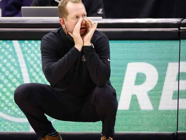 Raptors Head Coach Nick Nurse, the Beal-Bazemore Beef, and Raising Cane's Founder Todd Graves