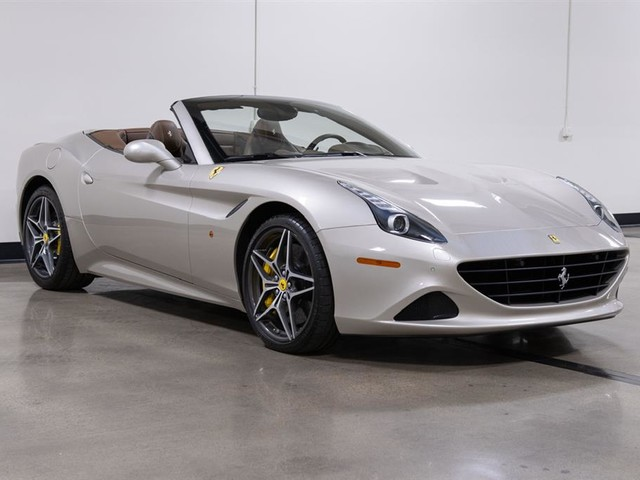 2016 Ferrari California--T