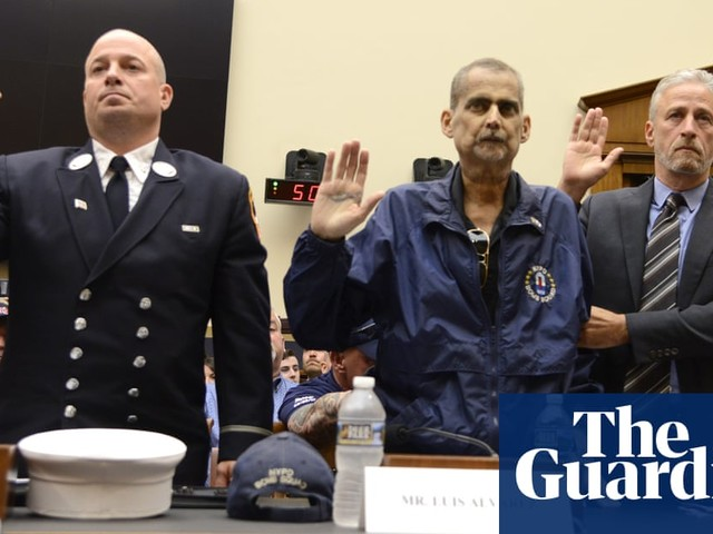 9/11 first responder pleads for victims fund from his hospice bed