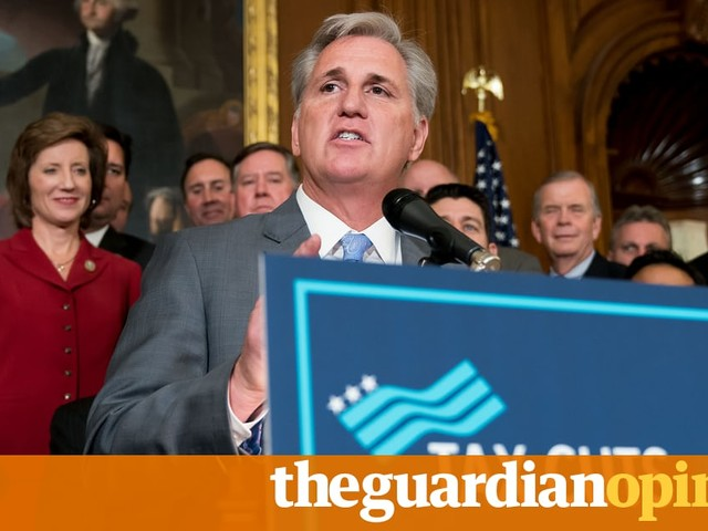 Republican tax cuts will hurt Americans. And Democrats will pay the price | Bruce Bartlett
