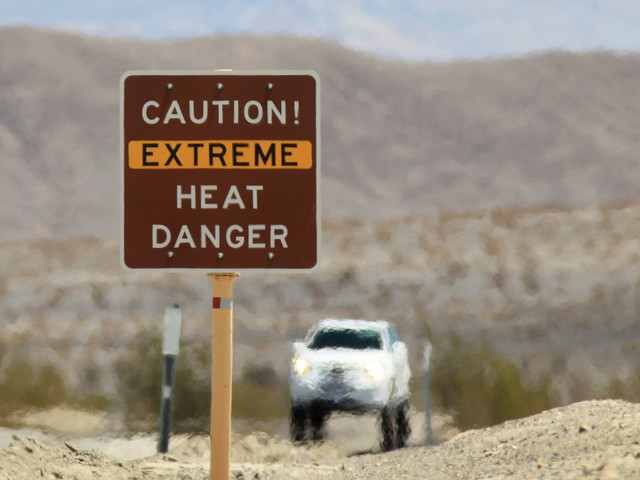 State Of Extremes: California Home To Hottest, Coldest Spots In US