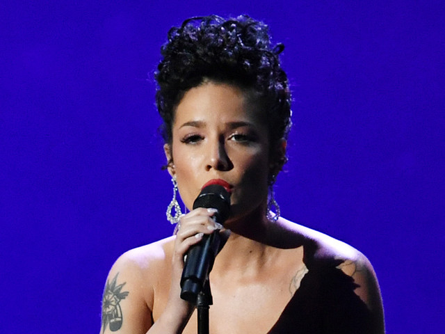 Halsey Performs 'Time After Time' for In Memoriam Tribute at Emmy Awards 2019