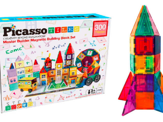 PicassoTiles up to 75% Off + Extra 15% off at Zulily!