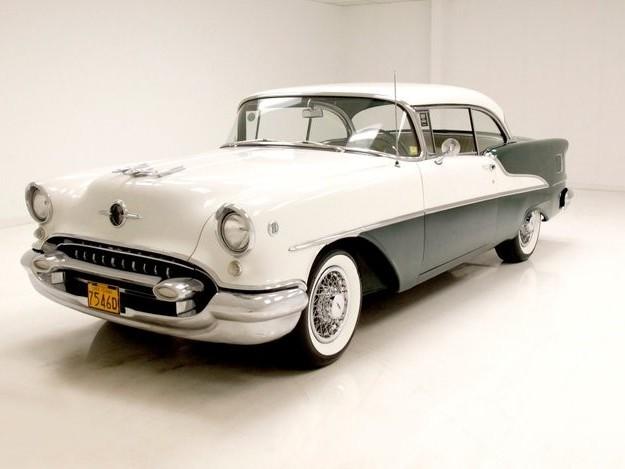 1955 Oldsmobile Super--88 Coupe