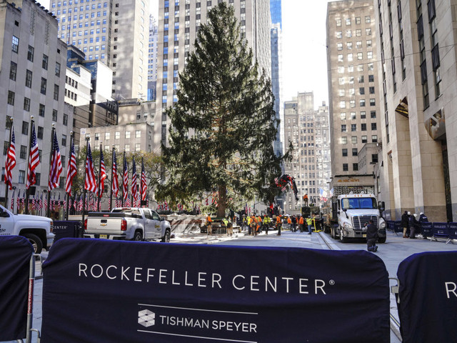 Here's how to watch the Rockefeller Center tree lighting — and who's performing