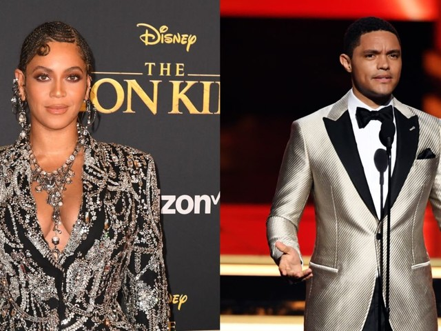 Grammys 2021: Beyoncé Is Queen of Nominations; Trevor Noah to Host