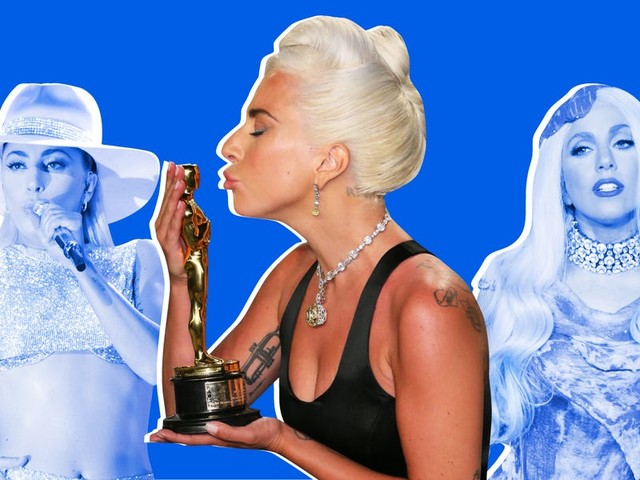 Lady Gaga is the artist of the decade
