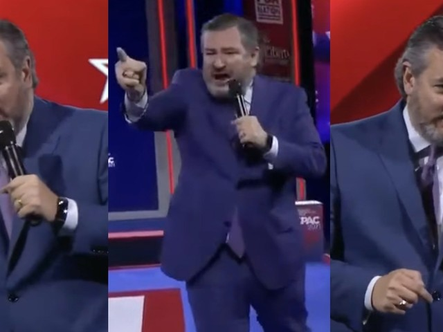 Ted Cruz screams 'FREEDOM' at CPAC, becomes instant meme